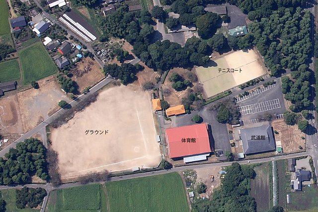 上総合運動公園の写真
